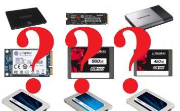 Избор на SSD за лаптоп или игри? Цени на SSD
