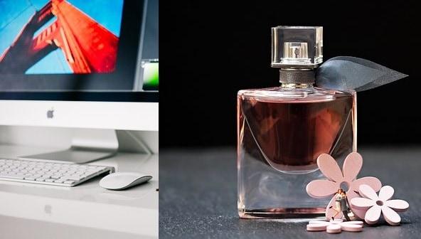 нишови парфюми и компютри
