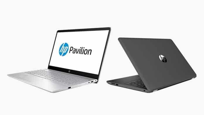 лаптопи ХП серия павилион
